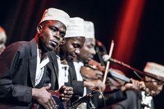 Zanzibar Taarab Kidumbak Ensemble - concert in Synagogue | Brave Festival 2015 Griot, phot. Mateusz Bral