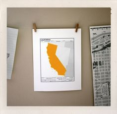 cool idea for home-state artwork