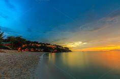 Beautiful Lipe island by Pushish Images on @creativemarket