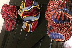 cewax.fr aime cette casquette en tissu africain wax style ethnique afro tendance tribale african print ankara