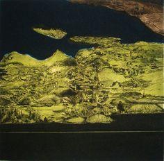 The Print Revolution in America: A Renaissance - ARTIST SHOWCASE - 2