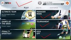 Mokoshalb Global Pimpz | Think Different: Easy Steps To Unlock FIFA 14 By EA Sports With Screenshots