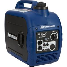 This Powerhorse Portable Inverter Generator is super quiet and super reliable for powering everything from sensitive electronics to power tools. Quiet Portable Generator, Portable Inverter Generator, Diy Generator, Rv Outlet, Noise Levels, Tool Box, Tools, Kids Crafts, Homeschool