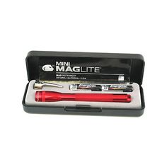 MagLite AAA Flashlight Presentation Box, Red >>> This is an Amazon Affiliate link. Click on the image for additional details.