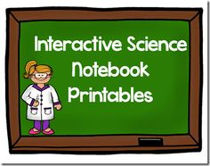 Interactive Science Notebooks!