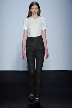 Timo Weiland Fall 2013 Ready-to-Wear Fashion Show