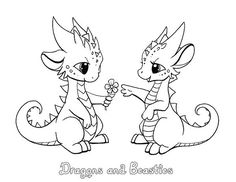 I give you – Graffiti World Cartoon Sketches, Animal Sketches, Colouring Pages, Coloring Books, Cute Dragon Drawing, Dragon Coloring Page, Dragon Pictures, Cute Dragons, Baby Cartoon