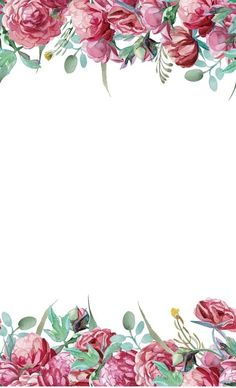Texture painted flowers PNG and Clipart Simple Watercolor Flowers, Easy Watercolor, Simple Flowers, Floral Watercolor, Invitation Background, Paper Background, Flower Texture, Pretty Wallpapers, Floral Border