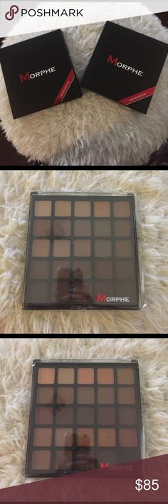 NWT Morphe Bronzed Mocha and Copper Spice Palette NWT Morphe Bronzed Mocha and Copper Spice Eyeshadow Palette Bundle. Brand new!!! Authentic like all my other products. Feel free to ask any questions. Morphe Brushes Makeup Eyeshadow