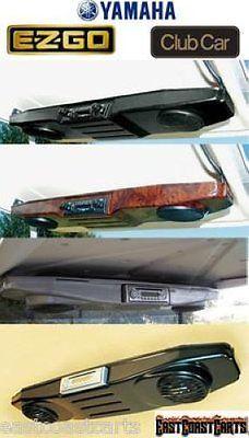 EZGO, Club Car, Yamaha Golf Cart Overhead Radio Console