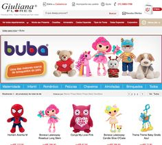 Banner Interno Giuliana Flores - página exclusiva da Buba