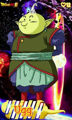Kaioshin- Ugg. Dragon ball super