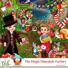 The magic chocolate factory by Kastagnette The magic chocolate factory [kasta_TheMagticHocolateFactory] - Magic Chocolate, Willy Wonka, Chocolate Factory, Confectionery, Stuffed Mushrooms, Ice Cream, Clip Art, Mushroom, Ice