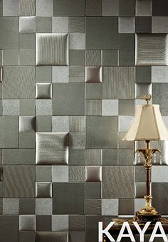 NappaTile Collection - NappaTile Collection   NappaTile™ Faux Leather Wall Tiles