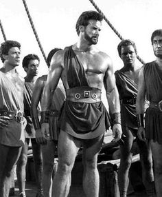 Steve Reeves, B movie star and and body builder throughout the and Probably best known for his portrayal of Hercules. Vintage Hollywood, Classic Hollywood, Roman Gladiators, Steve Reeves, Hunks Men, Cinema, The New Wave, Raining Men, Attractive Men