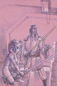 Jedi: The Dark Side cover 4 by StephaneRoux on DeviantArt