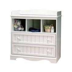 South Shore Furniture 35-330 Savannah Changing Table - ATG Stores