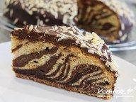 Zebrakuchen – glutenfrei und laktosefrei   kochtrotz - Rezepte für Gluten-Unverträglichkeit, Fructose-Intoleranz, Laktose-Intoleranz, Histamin-Intoleranz, Zöliakie, Sorbit-Intoleranz, jetzt auch vegan und sojafrei