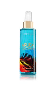 Aruba Coconut™ Fragrance Mist - Signature Collection - Bath & Body Works