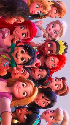 I could watch this film in theaters and is very good Disney Princess Fashion, Disney Princess Pictures, Disney Princess Drawings, Disney Princess Art, Disney Art, Disney Wallpaper Princess, Punk Disney, Cartoon Wallpaper Iphone, Disney Phone Wallpaper