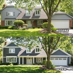 house progress: exterior finishes - the sweetest digs