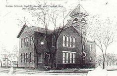 Lucas School early 1900's