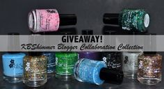 Nails by Kayla Shevonne: Surprise Giveaway! Win the KBShimmer Blogger Collection!