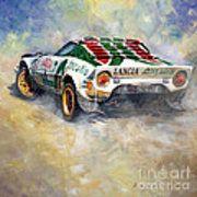 Gallery of artist Yuriy Shevchuk: Lancia Stratos Sandro Munari 1976 Rallye Sanremo Vintage Racing, Vintage Cars, Car Illustration, Car Posters, Car Sketch, Car Drawings, Automotive Art, Car Painting, Rally Car