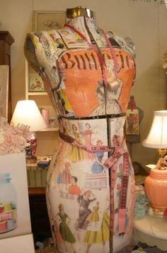 Mannequin dress form by JOYWORKS