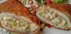 Érdekel a receptje? My Recipes, Chicken Recipes, Cooking Recipes, Savoury Recipes, Hungarian Recipes, Hungarian Food, Christmas Dishes, Main Dishes, Bacon