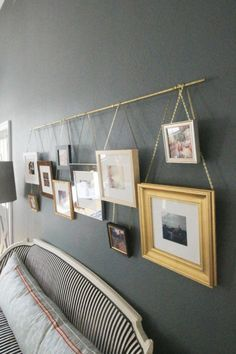 14 ways to use decorative curtain rods, ... other than to hang curtains! - Tips - Tips and Crafts