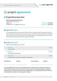 Project Proposal  Project Proposal Proposal Templates And Proposals