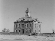 Ghost Town Clairemont Texas, Former Kent County Seat.