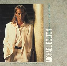 """For Sale - Michael Bolton Georgia On My Mind UK  CD single (CD5 / 5"""") - See this and 250,000 other rare & vintage vinyl records, singles, LPs & CDs at http://eil.com"""