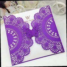 53.86$  Buy here - http://alinfp.worldwells.pw/go.php?t=32786873001 - 50pcs/pack Hollow Butterfly Party Invitation Card Wedding Invitation Delicate Carved Pattern Business Birthday Invitations