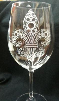 More etched glassware we have just added to the site.