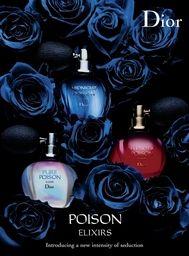 Images de Parfums - Dior : Poison Elixirs