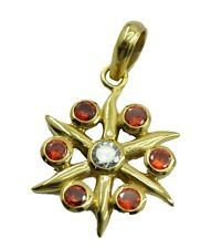 graceful Multi Gold Plated Multi Pendant wholesales US gift