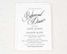 Printable Rehearsal Dinner Invitations | Party Invitation,Retro Rehearsal Dinner Invitation Template Printable ...