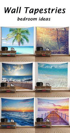 Wall Tapestries bedroom ideas