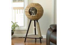 Arbre a chat - Arbre à chat tables - Arbre à chat : 25 modèles originaux repérés sur Pinterest