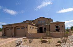 Exterior Custom Home Views - Lee Michael Homes Custom Builders in Albuquerque NM Custom Builders, Custom Homes, Nest, Exterior, Mansions, House Styles, Recipes, Ideas, Nest Box