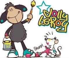 NICI: Jolly Leroy:)