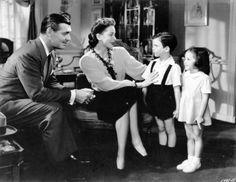 "Clark Gable and Deborah Kerr in ""The Hucksters"" 1947"