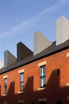 Chimney Pot Park, Salford, shedkm Architects