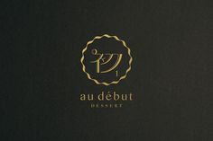 """Being the first store of the franchise, it is AU DÉBUT's wish to create taste that people would remember using the simplest ingredients. In the aspect of the identity design, we integrated the symbols """"0"""" and """"人 (people)"""" with the Chinese character """"初 (or…"""