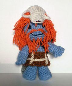 Luna's Crochet Journal - Nac Mac Feegle