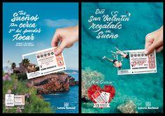 T.V. National Lottery on Behance