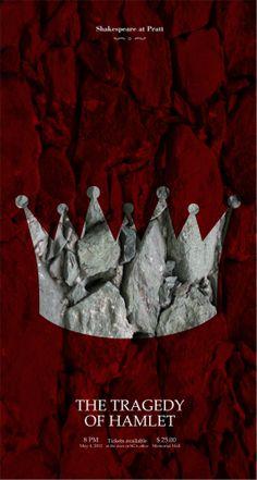 Hamlet. Shakespeare at Pratt by Claire Goldschmidt