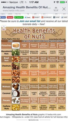 Nutty info